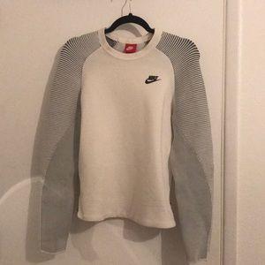 Nike Tech Fleece Crew Neck Long Sleeve Sweater